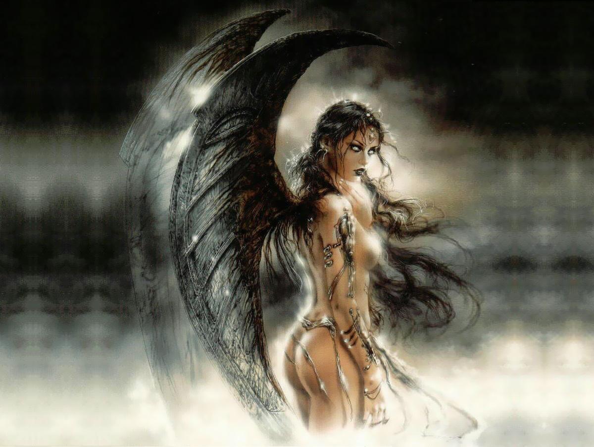 Fallen angel heavy metal porn music video 4