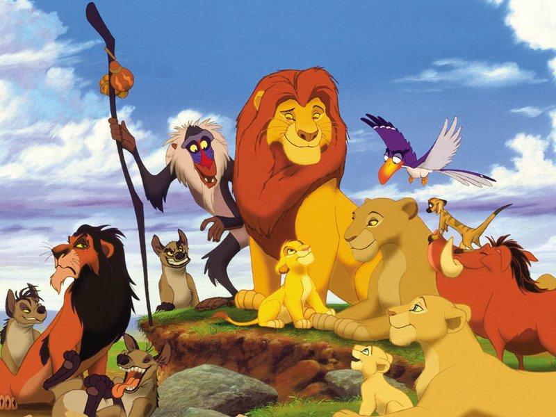 LE ROI LION 70nrdpkn